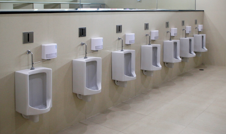Washroom water management service